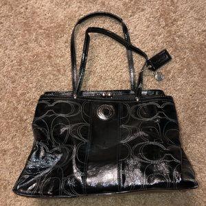 Coach purse handbag tote shoulder bag 👜